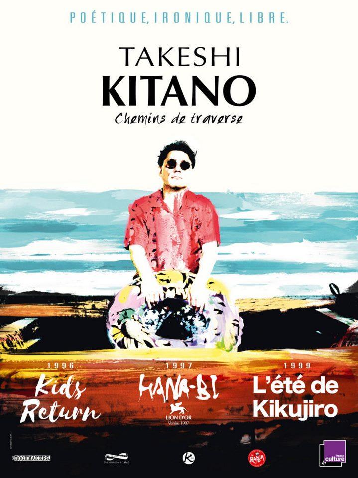 image takeshi kitano poster chemins de traverse