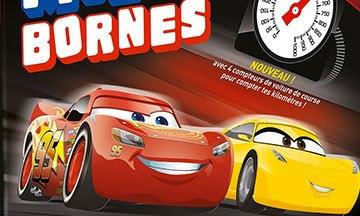 image gros plan boîte disney pixar cars 3 mille bornes dujardin