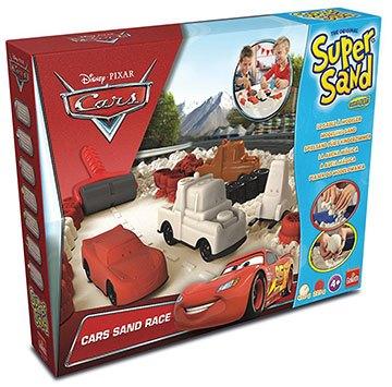 image boîte super sand disney pixar cars