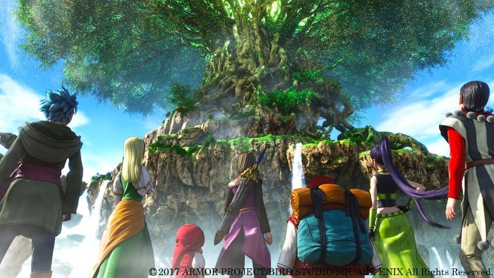 image news dragon quest 11