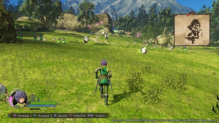 image jeu dragon quest heroes 2