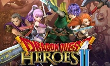 image test ps4 dragon quest heroes 2
