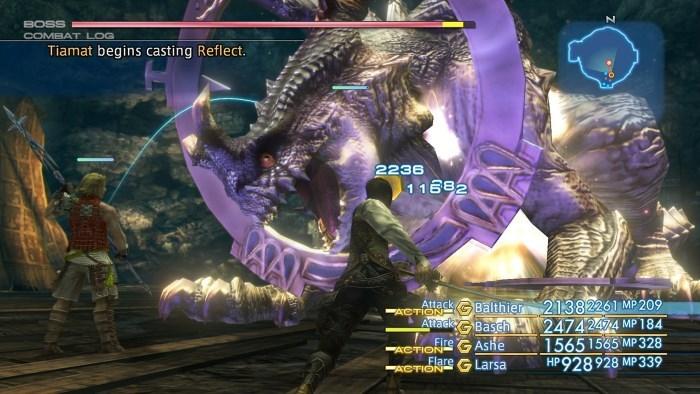 image gameplay final fantasy 12 zodiac age