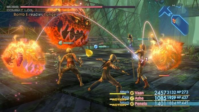 Final Fantasy XII et X / X-2 HD débarquent sur Switch et Xbox One en avril