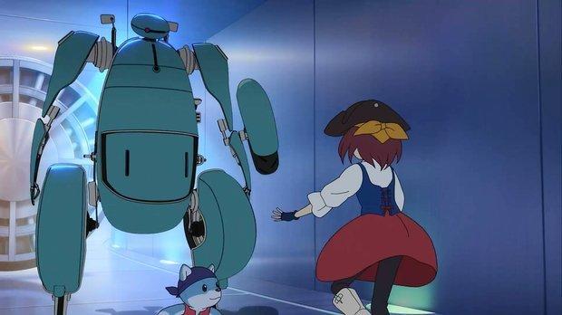 image robot joy ancien anime hirune hime kenji kamiyama