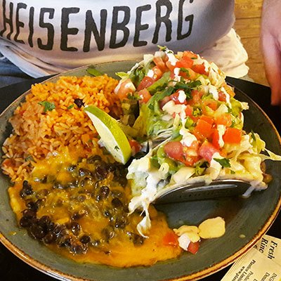 image tacos boeuf indiana café nouvelle carte