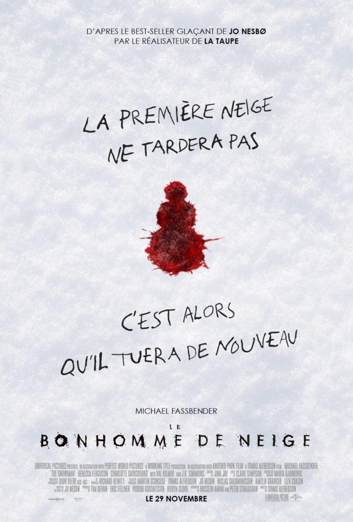 image tomas alfredson poster le bohomme de neige