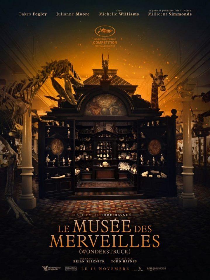 image todd haynes poster le musée des merveilles