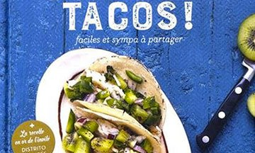 image gros plan couverture les tacos zoe armbruster solar éditions