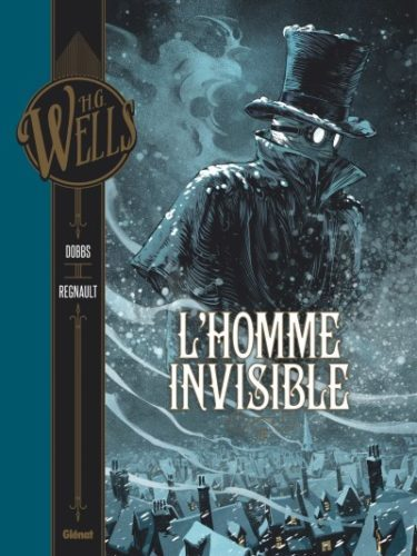 image l'homme invisible tome 1