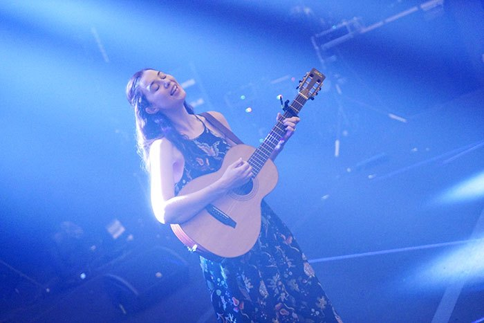 image concert lisa hannigan days off philharmonie de paris