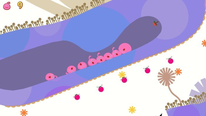 image jeu locoroco remastered