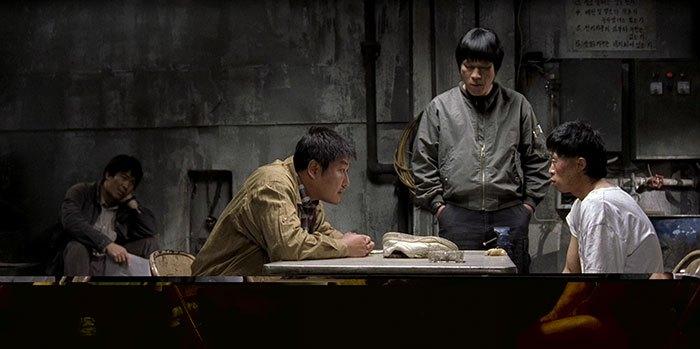image interrogatoire memories of murder bong joon-ho