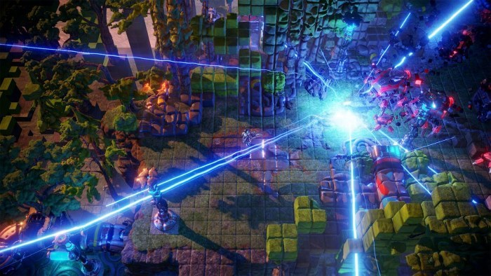 image gameplay nex machina