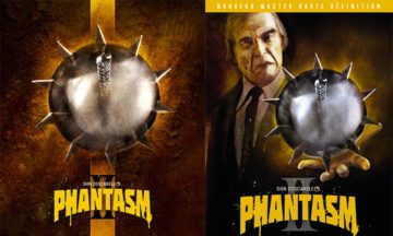image gros plan concours blu-ray dvd phantasm II esc distribution