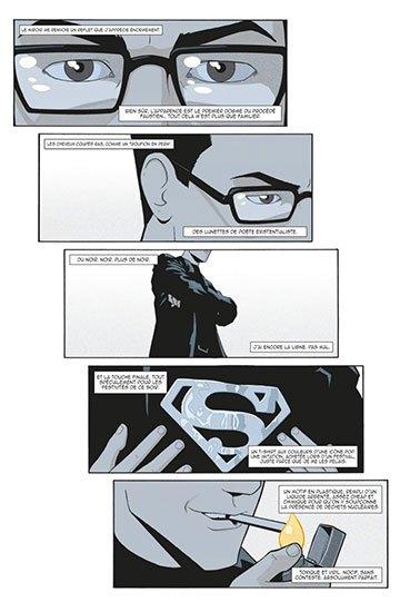 image planche 1 phonogram tome 1 ex britannia kieron gillen jamie mckelvie glénat comics