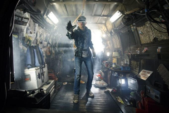 image steven spielberg ready player one