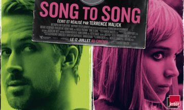 image gros plan affiche song to song terrence malick