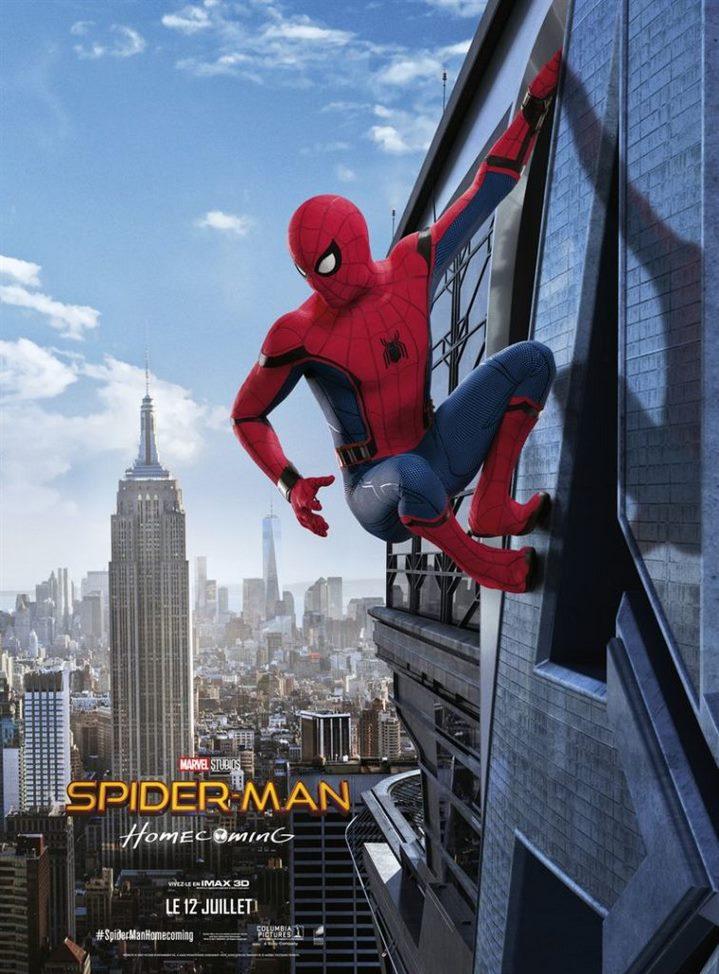 image jon watss poster spider man homecoming
