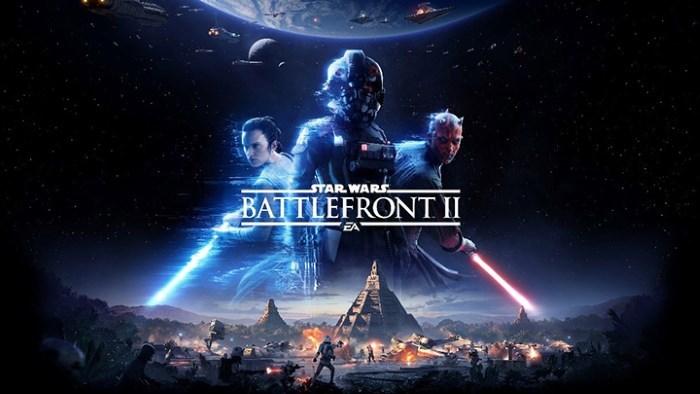 image logo star wars battlefront 2