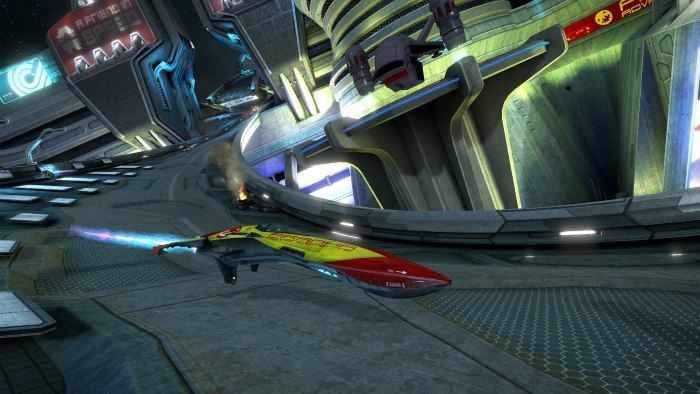 image playstation 4 wipeout omega collection