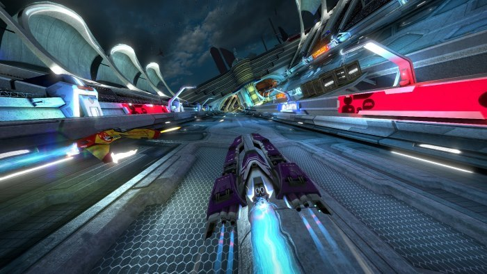 image test wipeout omega collection