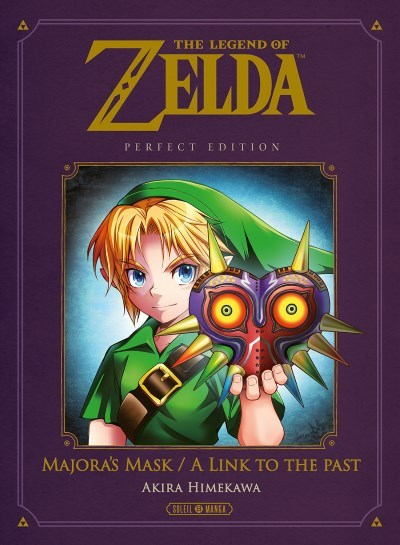 image zelda perfect edition majora's mask a link to the past