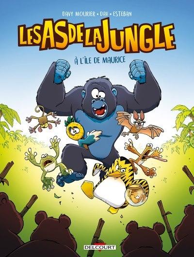 image as de la jungle