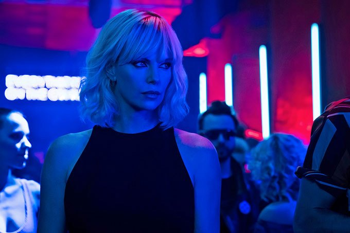 image charlize theron neons club atomic blonde