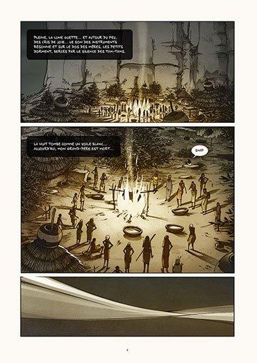image planche 2 au pied de la falaise bymöko éditions soleil collection noctambule