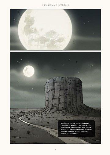 image planche 1 au pied de la falaise bymöko éditions soleil collection noctambule