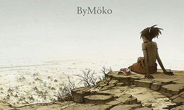 image gros plan couverture au pied de la falaise möko éditions soleil collection noctambule