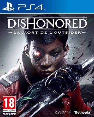 image pack dishonored la mort de l'outsider