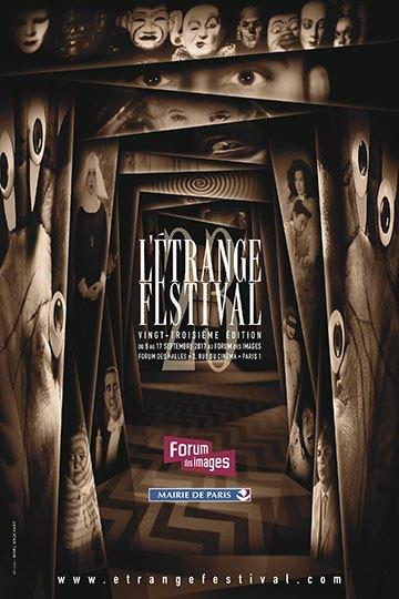 image affiche étrange festival 2017 23e édition forum des images paris