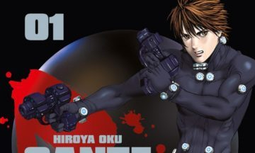 image slider gantz perfect edition tome 1