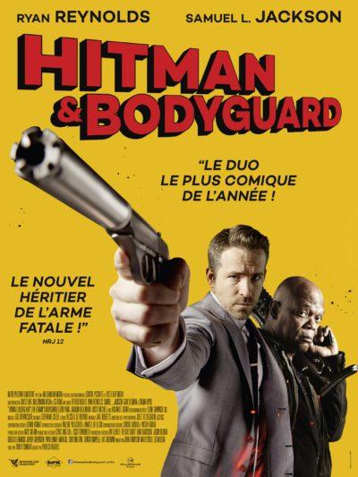 image affiche française définitive hitman and bodyguard