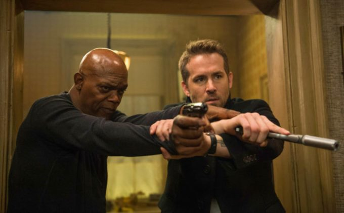 image samuel l. jackson ryan reynolds hitman and bodyguard