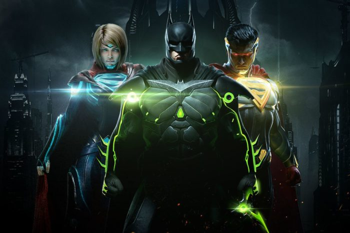image dc comics injustice 2