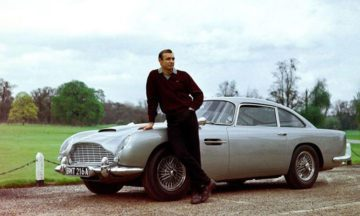image sean connery aston martin james bond