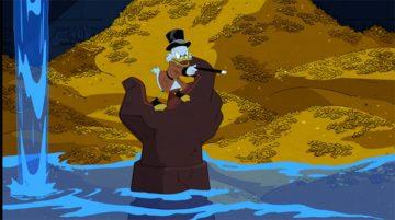 image slide picsou main trésor de l'atlantide épisode 1 reboot la bande à picsou ducktales disney