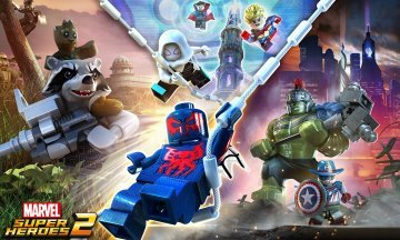 image news lego marvel super heroes 2