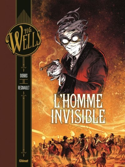 image tome 2 l'homme invisible