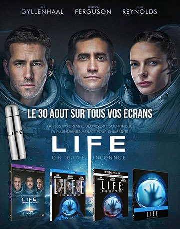 image visuel concours life origine inconnueblu-ray thermos sony pictures