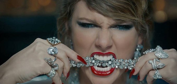 image taylor swift preview clip look what you made me do