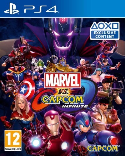 image marvel versus capcom infinite