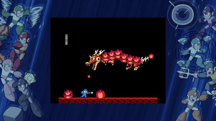 image jeu mega man legacy collection 2
