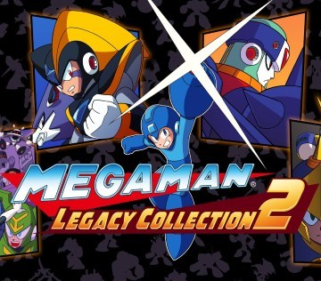 image une mega man legacy collection 2