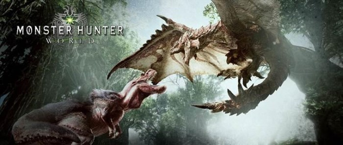 image news monster hunter world