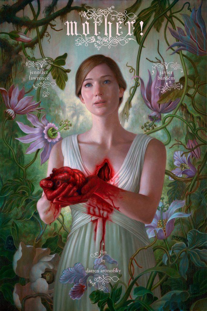 image darren aronofsky poster mother