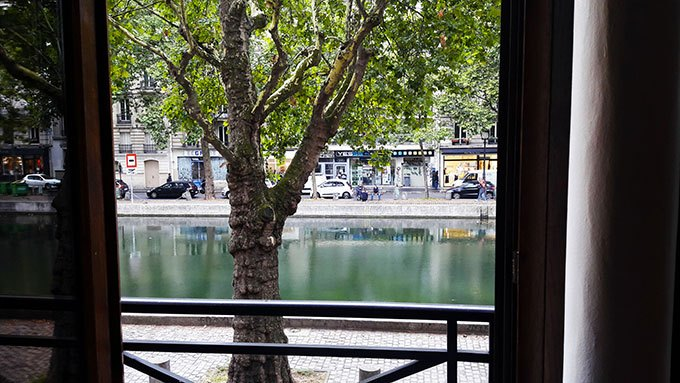 image vue canal saint martin le nola two stories paris